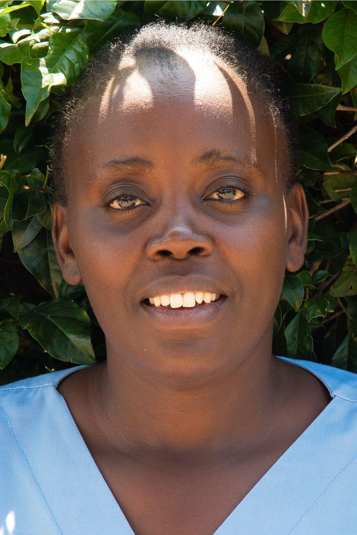 Leah Wangeci